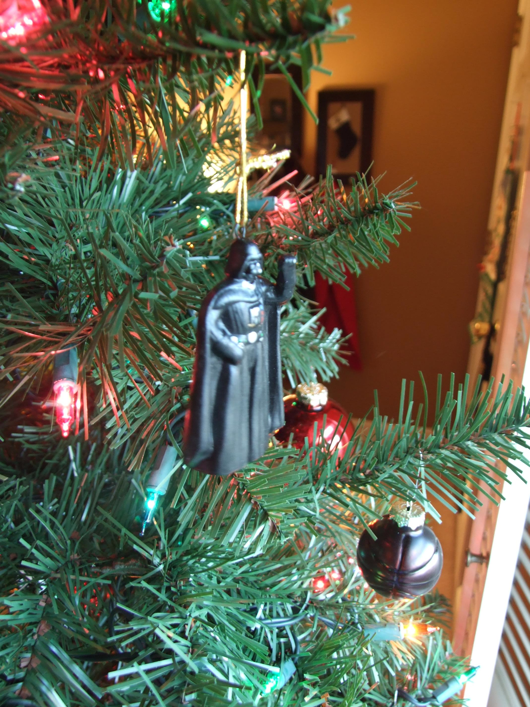 The Most Awesome Star Wars Christmas Decorations In The Galaxy