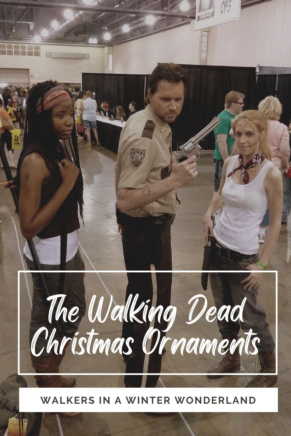 The Walking Dead Christmas Decorations