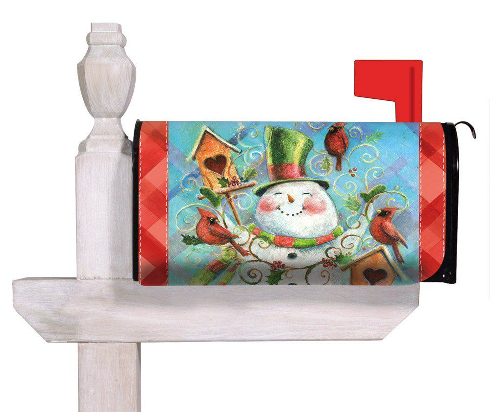 Unique Holiday Decorations: Christmas Mailbox Covers