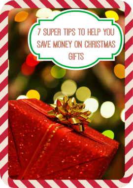 Save Money On Christmas Gifts