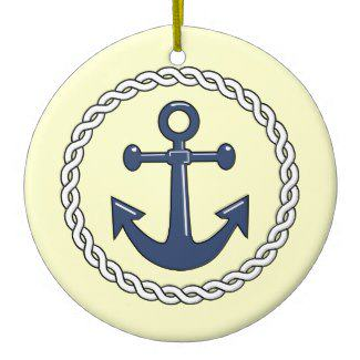Nautical Christmas Ornaments
